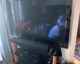 "Samsung plasma TV, 42"""