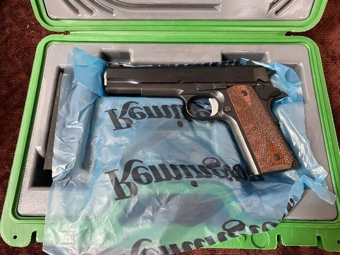 Remington Model 1911 R1 in Box (SN RH48025A/Permit or CCW Required for Purchase)