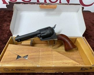 A. Uberti Model 1873 357 Magnum/38 Special Revolver (SNU50744/Permit of CCW Required for Purchase)