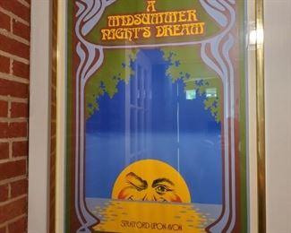 """""""A Midsummer Night's Dream"""" by David Edward Byrd, 1973..."""