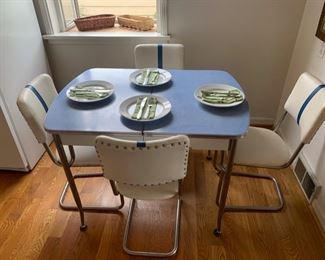 Howell Mid-Century Dining Set