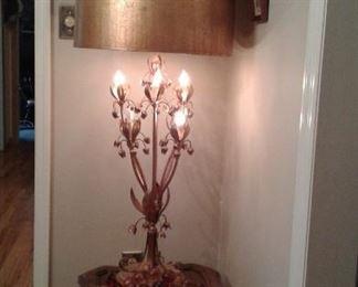 Wow-worthy MCM lamp!