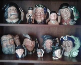 Royal Doulton-hard to find LARGE and nice marks-80s.