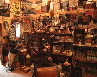 Country Store Auction