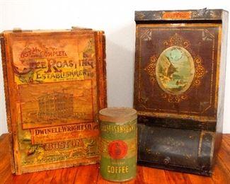 Coffee bins
