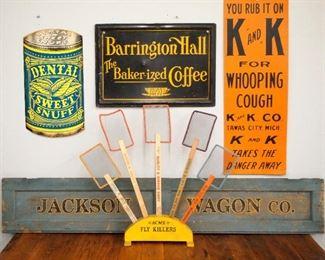 Jackson Wagon Co