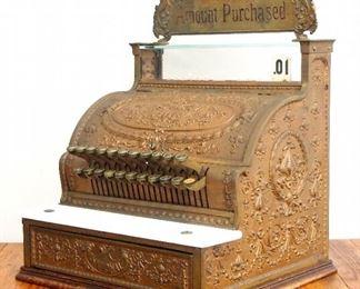 National 332 Cash Register