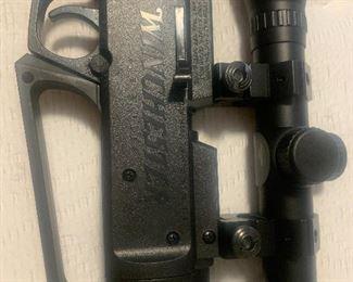 Winchester brand of the BB gun