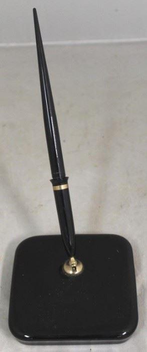 55 - Scheaffer Pen w/ base
