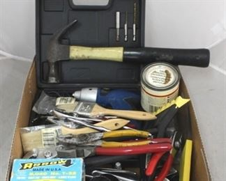 101 - Assorted tools