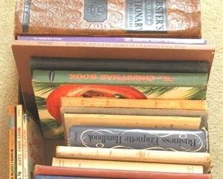 142 - Assorted books