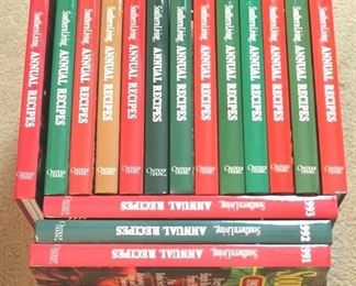 144 - Assorted Southern Living cookbooks