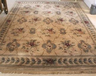 155 - Area rug 96 x 65