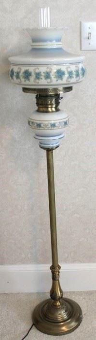 "199 - Floor lamp - 54"" tall"
