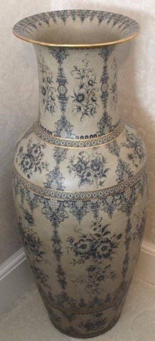 """208 - Large vase 36"""" tall"""