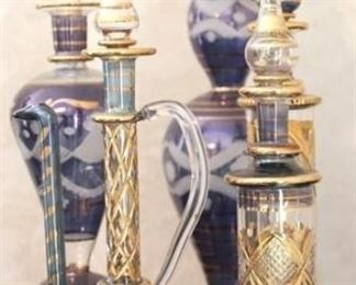 211 - Perfume bottles