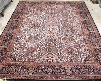 222 - Tabriz Area Rug 68 x 101
