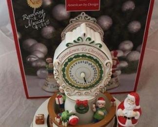 273 - Lenox Countdown to Christmas with box