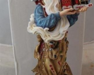 274 - Lenox Santa figure with box
