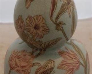 """289 - 14"""" Tall porcelain vase"""