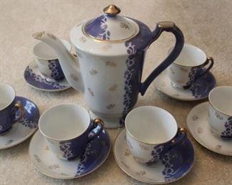 321 - 13 Piece Occupied Japan tea set