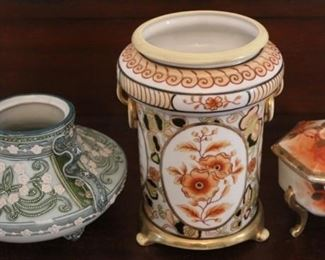 348 - Assorted Nippon items