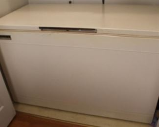 395 - Wizard custom made #19 deep freezer 36 x 57 x 30