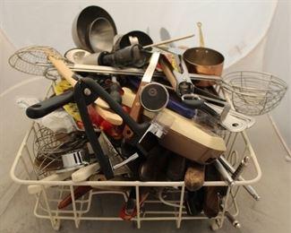 398 - Assorted utensils