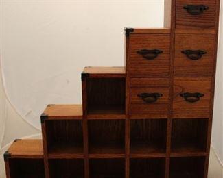 400 - Wood shelf 20 x 20 x 4