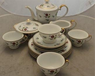 445 - Occupied Japan tea set