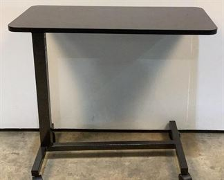 """Located in: Chattanooga, TN MFG Drive Ser# 5D2006019613 Rolling Adjustable Table Size (WDH) 30""""Wx13""""Dx28"""" to 45""""H **Sold as is Where is**"""