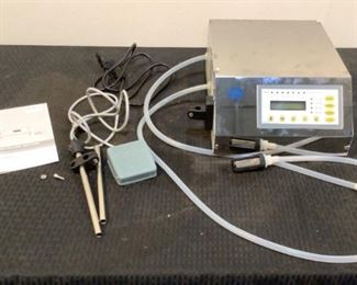 Located in: Chattanooga, TN MFG Sumeve Model GFK-160 Liquid Filling Machine *Sold As Is Where Is*