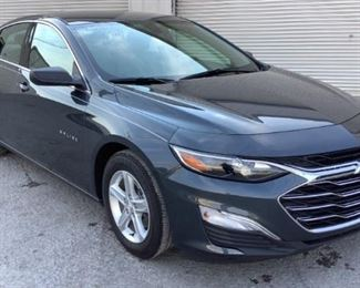 VIN 1G1ZB5ST8LF135324 Year: 2020 Make: Chevrolet Model: Malibu Trim Level: 4DR Sedan Engine Type: 1.5L L4 Ecotec Transmission: Automatic Miles: 14,140 Color: Dark Gray Driveline: FWD Located In: Chattanooga, TN Operational Status: Runs and Drive *Cracked Windshield* Power Windows Power Locks Power Mirrors Manual Seats Cloth Interior Heat/AC Tested Works *Sold On Court Documentation* **Sold as is Where is**  BK Number- 1:21-BK-10334-SDR  1-7