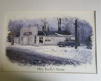 Mrs Kelly's store picture