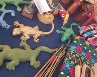 Mexican treasures