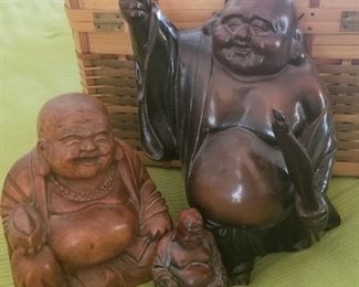 Several buddhas, more to chose from