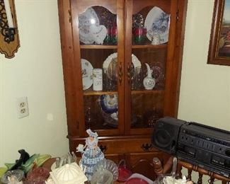 Glassware and home decor