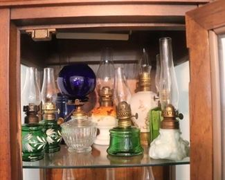 Oil Lamp collection