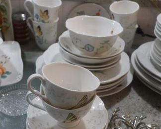 """Lenox Butterfly Meadow """"MONARCH""""  Dishes"""