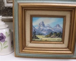 Original Oil Painting by Ina S. Oyler