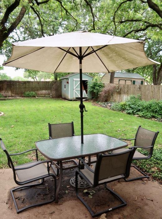 Martha Stewart Living Outdoor Patio Set