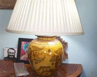 Antique lamp  150.00