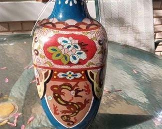 Large Japanese vase 120.0p