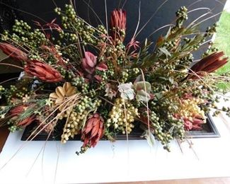 Artificial Flower Table Display