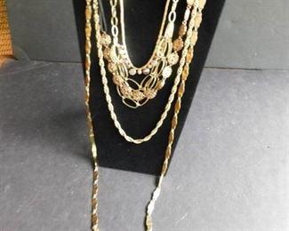 Vintage Necklaces (5 ea)