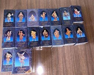 16 Fontanini Figurine Collectibles