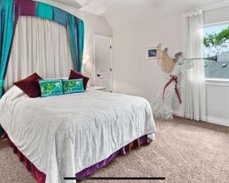 Complete queen bedroom set
