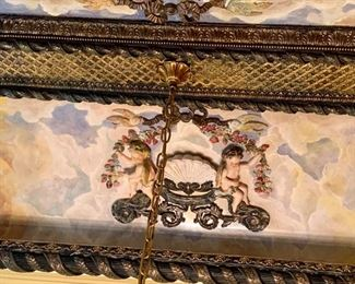 if this decorative ornamentation can be safely removed, it will be for sale