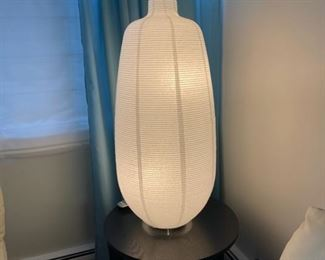 """HALF OFF!  $40.00 NOW, WAS $80.00...................Table Lamp 37"""" tall (R006)"""