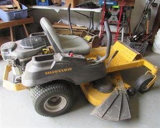Hustler Zero Turn Lawn Mower